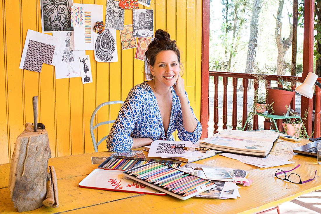 Rosa Benedit Design Interiors Fashion Textile Art Colour Management